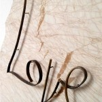 1b. Love 2012, installation view, detail, photo KM