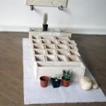 1c Love 2012, installation view, detail