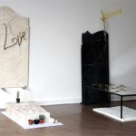 1h- Love and I have a dream, 2012  installation view