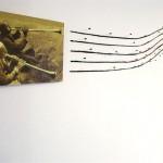 8b - Balkan Rhapsody-detail 2012, wall installation